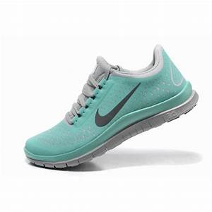 Nike Free 3.0 V4 Women's Running Shoes - Mint Green :D | m ...
