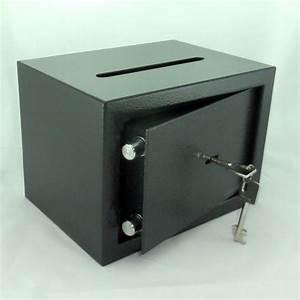 Meuble Coffre Fort : tr sor coffre meuble coffre fort avec fente pour sous cl double panneton env 6 ~ Nature-et-papiers.com Idées de Décoration