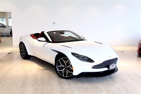 2019 Aston Martin Db11 by 2019 Aston Martin Db11 Volante Stock 9nm05966 For Sale