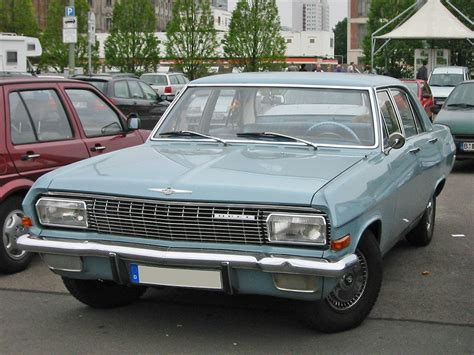 Opel Admiral by Opel Diplomat