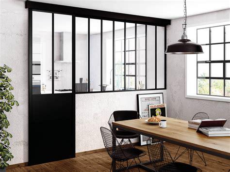 verrieres cuisine verrière intérieure et verrière atelier d 39 artiste plattard