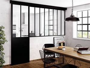 Verriere Interieure Metallique : verrieres atelier artiste ~ Premium-room.com Idées de Décoration
