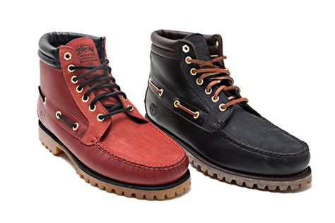Timberland Boat Shoes New York by Stussy Nyc X Timberland 7 Eye Boot Highsnobiety