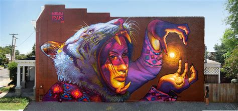 Grafiti Natal : An Interview With Polish Artist Natalia Rak In Nyc
