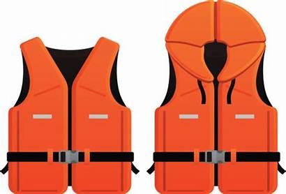Jacket Clipart Lifejacket Vector Vest Graphics Clip
