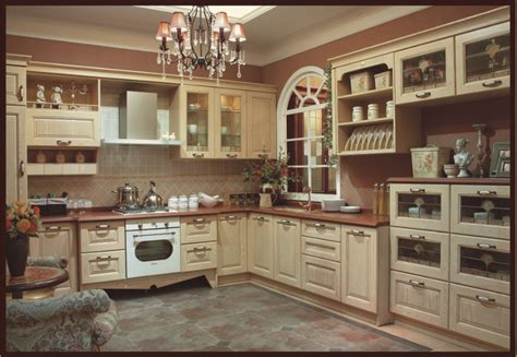 2014 Hot Sales Module Kitchen Cabinet Luxury Integrated