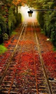 Beautiful Railroad Track Pictures