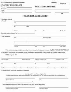 legal guardianship form free printable legal forms legal With legal guardianship documents free