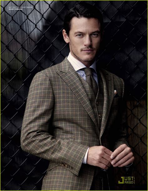 Luke Evans A Touch Of Cool