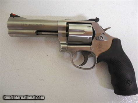 Smith & Wesson M-686 Plus, 357 Magnum, 7