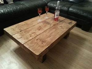17 best images about wood table ideas on pinterest solid With chunk of wood coffee table