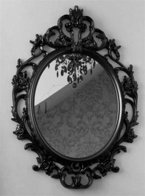 Cool Gothic Mirror  Bedroom Idea  Pinterest  Round