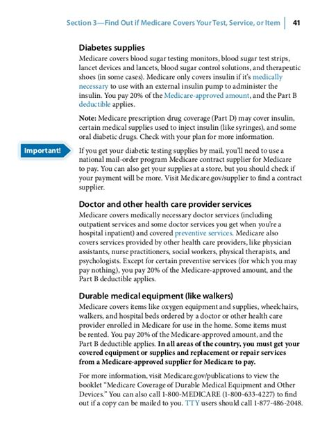 cmn medicare form for diabetic supplies medicare part d coverage of insulin supplies download pdf