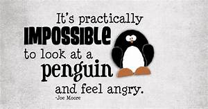 I Love You Penguin Quotes