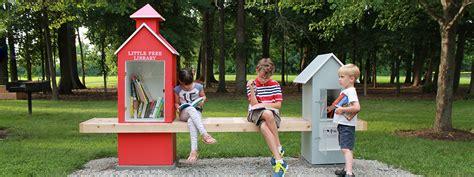 schoolhouse centerville washington park district 183 | 1200x450schoolhouse little free library