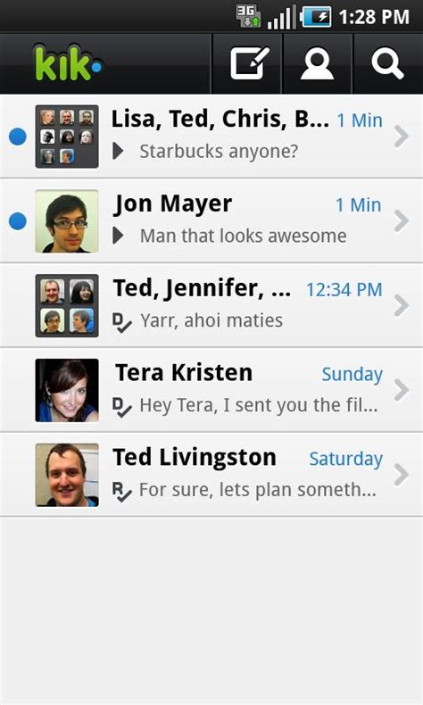 kik app for android 301 moved permanently