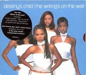 Destiny's Child - The Writing's On The Wall (CD, Album) at ...