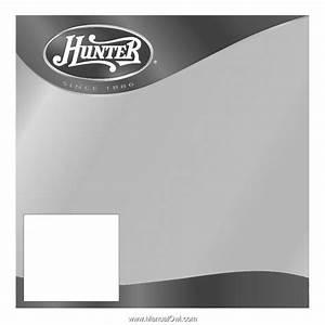 Hunter 21583