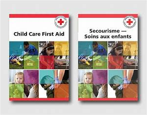 Childcare First Aid  U0026 Cpr Manual  French