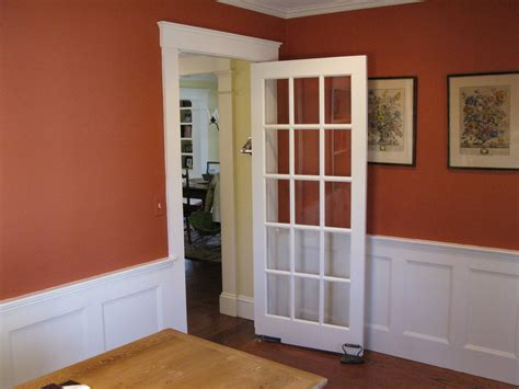 Installing A Swinging Door  A Concord Carpenter