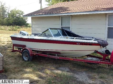 Thunder Craft Boats For Sale by Armslist For Sale 1987 Thundercraft 15 5ft Ski Fishing Boat