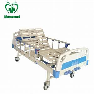 My-r009c Hospital Abs Double-crank Manual Care Bed