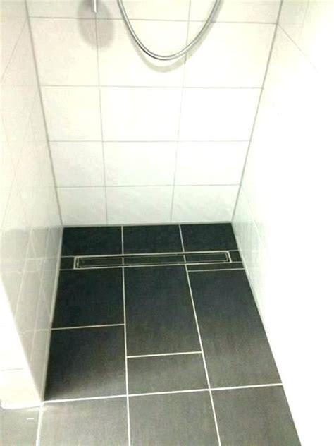 Ablaufrinne Für Dusche by Begehbare Dusche Abfluss Dusche Verstopft Englisch