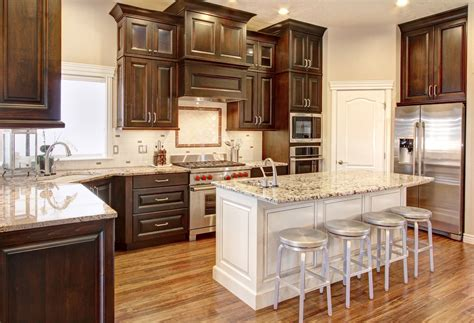 kitchen cabinets with light island perimeter cabinets with white island cabinets and 9539