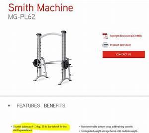 Smith Machine Bench Press Conversion Aaa Ai2