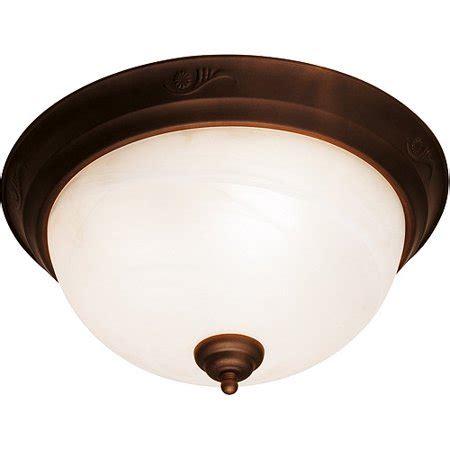 walmart light fixtures hton 15 concorde flush mount ceiling light fixture