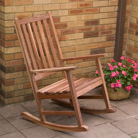 outdoor rocking chair ideas   choose