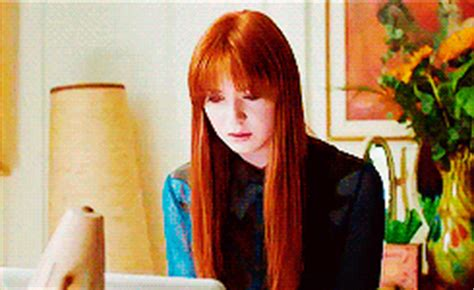 foto de Inside The Mind Of A Wallflower Karen Gillan Not