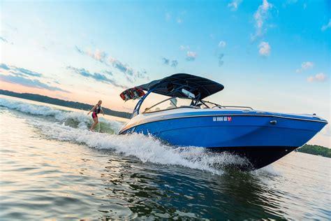Yamaha Jet Boats 2019 by New 19 Foot Boats And Major Updates For 2019 Yamaha Boat