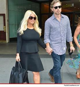 Jessica Simpson makes her post-baby debut on Katie Couric ...
