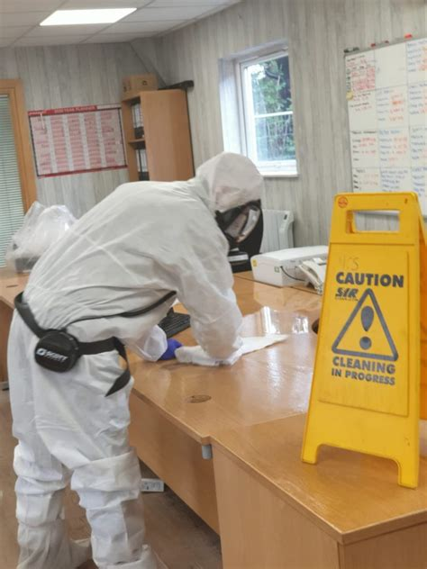 viral decontamination ashbee solutions limited