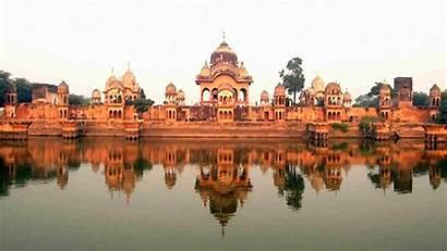 Vrindavan Krishna Kusum Pilgrimages India Sarovar Banke