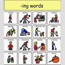 English 10 Ing Words