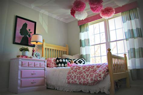 pink girly bedrooms little pink monster the not too princess girly girls 12869 | 1d8fd3d2095365676b4cd038dc1fd8f4
