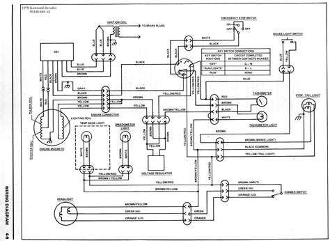 Kawasaki Mule Wiring Schematic by Kawasaki 500 Wiring Diagram Wiring Diagram Database