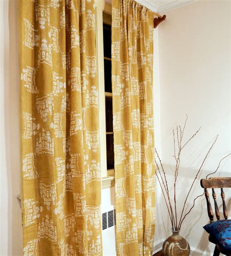 ichcha fall collection 13 arts crafts curtains by