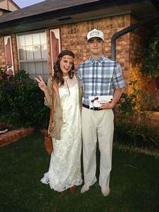 Forrest Gump and Jenny Halloween! | Costumes/Cosplay ...