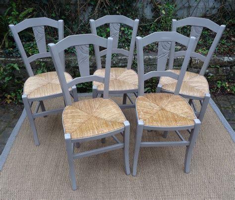 chaises paille davaus chaise cuisine en paille avec des idées