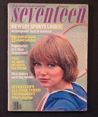 Jayne Modean Seventeen Magazine