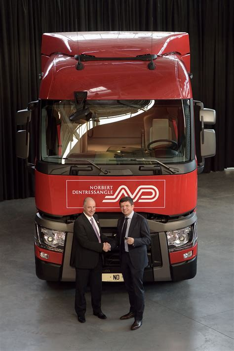 renault trucks corporate press releases norbert
