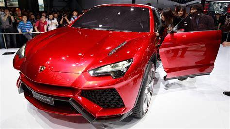 Lamborghini Urus Suv Will Make More Than 600 Horsepower