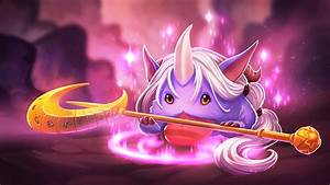 Soraka Poro | LoL Wallpapers