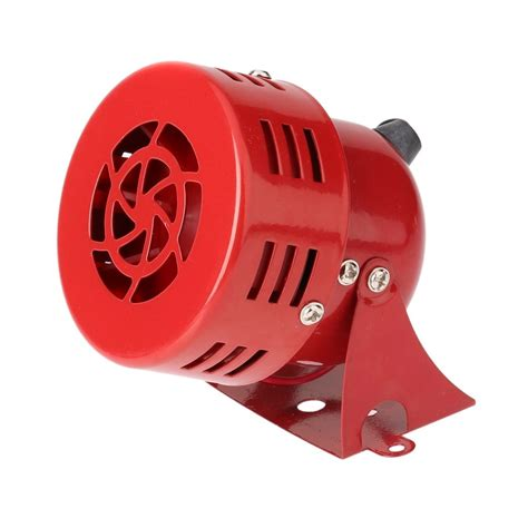 Boat Horn Alarm by Free Shipping High Quality Wired Automotive Air Raid Siren