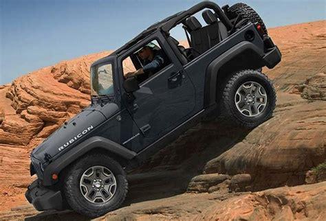 harga jeep wrangler rubicon  spesifikasi terbaru