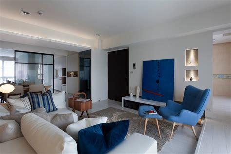 Interior Design Ideas Blue Living Room by Blue Living Room Interior Design Ideas