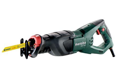 saber saw sse 1100 606177500 sabre saw metabo power tools